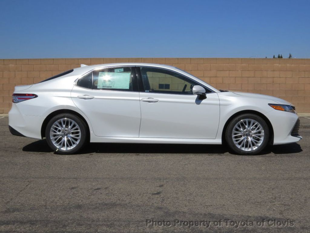 2018 Toyota Camry XLE Automatic - 17722062 - 1