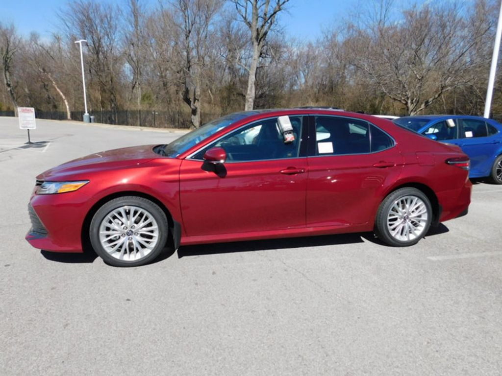 2018 new toyota camry xle v6 automatic at fayetteville autopark iid 17415396. Black Bedroom Furniture Sets. Home Design Ideas