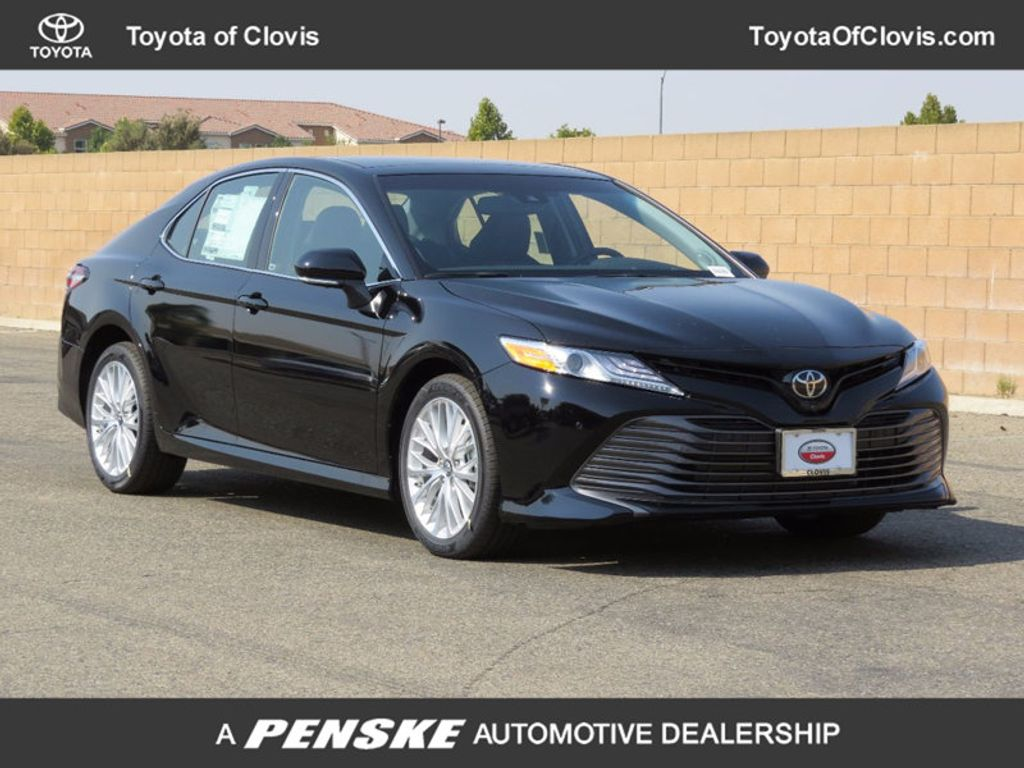 2018 new toyota camry xle v6 automatic at toyota of clovis serving clovis fresno ca iid 16842365. Black Bedroom Furniture Sets. Home Design Ideas