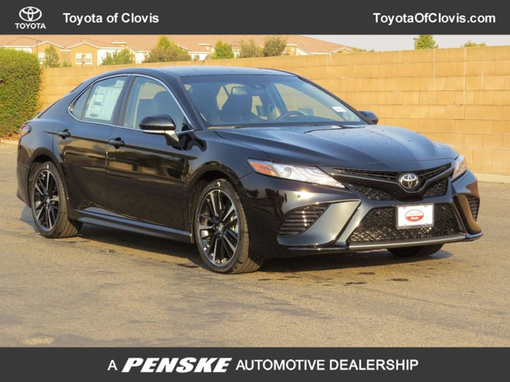 2018 Toyota Camry XSE Automatic - 16870283 - 0