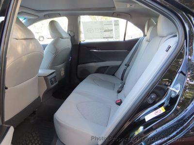 2018 Toyota Camry XSE Automatic Sedan - Click to see full-size photo viewer