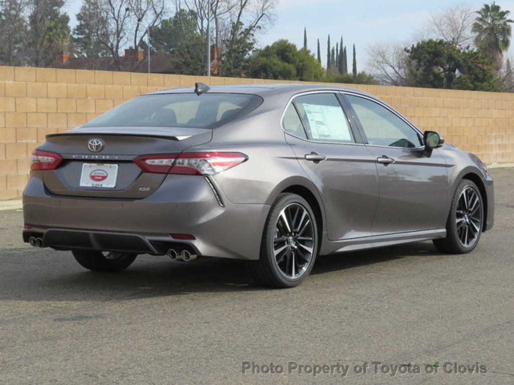 2018 Toyota Camry Xse V6 Automatic 17924067 2