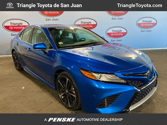 2018 Toyota Camry XSE V6 Automatic - 17678503 - 0