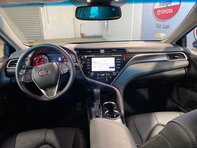 2018 Toyota Camry XSE V6 Automatic - 17678503 - 12