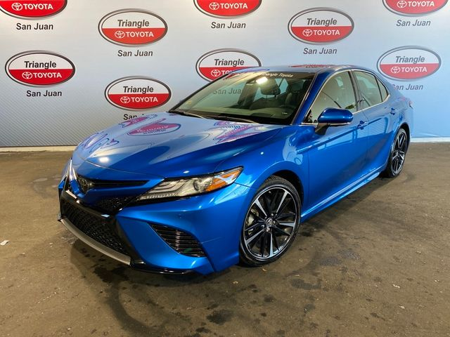 2018 Toyota Camry XSE V6 Automatic - 17678503 - 2