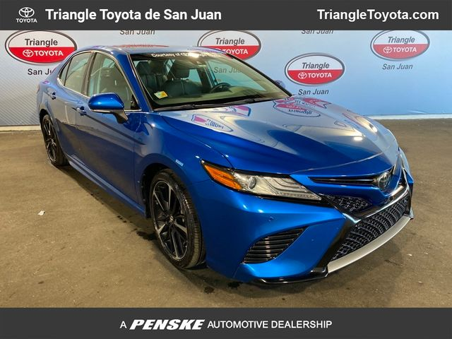2018 Toyota Camry XSE V6 Automatic
