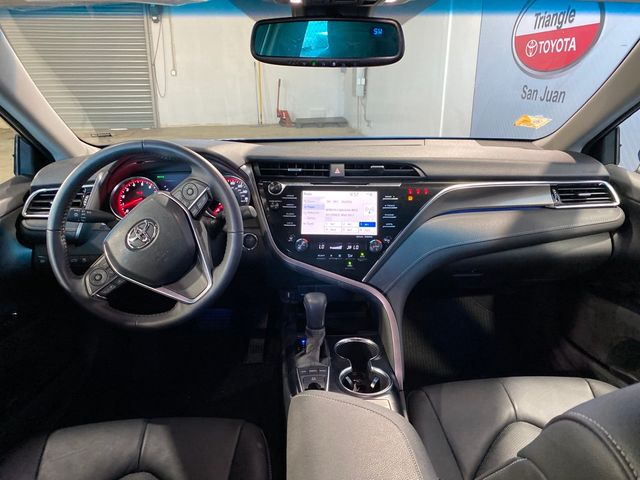 2018 Toyota Camry XSE V6 Automatic - 17713660 - 12