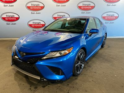 2018 Toyota Camry XSE V6 Automatic - Click to see full-size photo viewer
