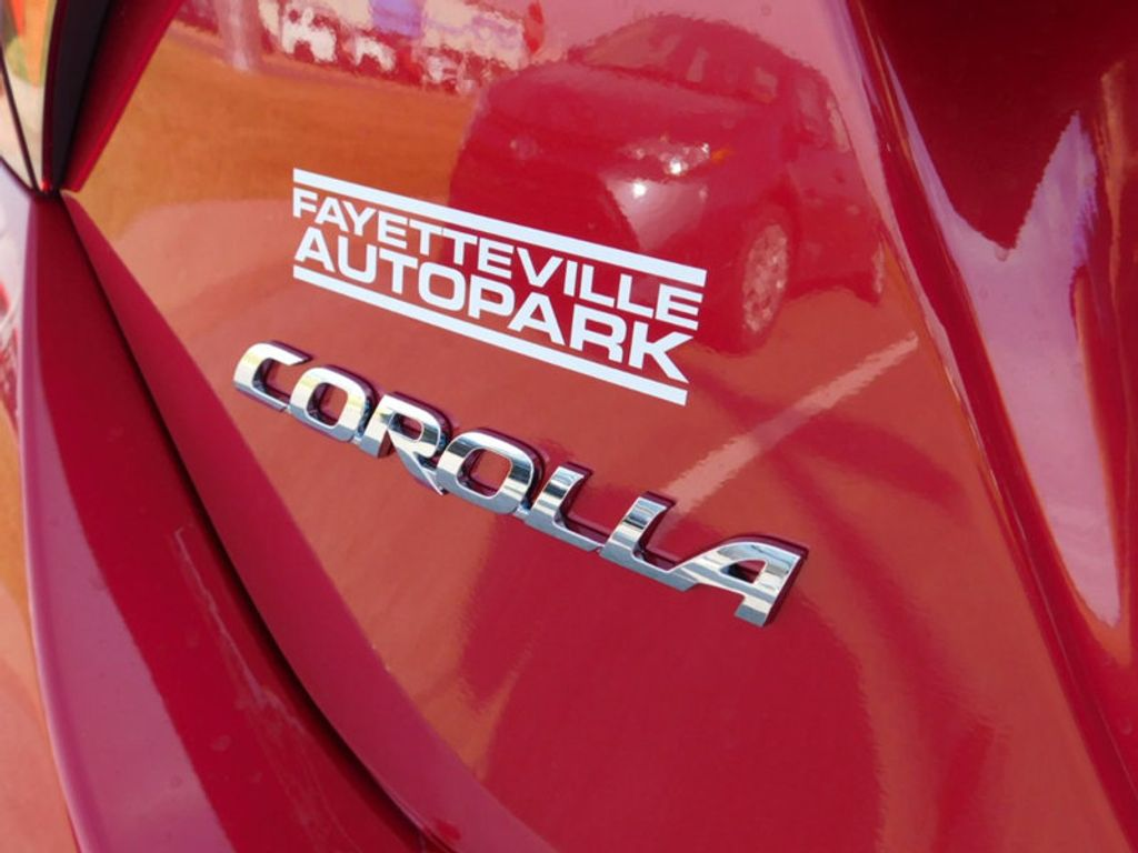2018 Toyota Corolla LE CVT - 16834500 - 3