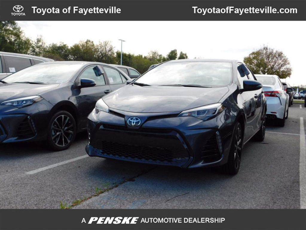 Dealer Video - 2018 Toyota Corolla SE CVT - 16874484
