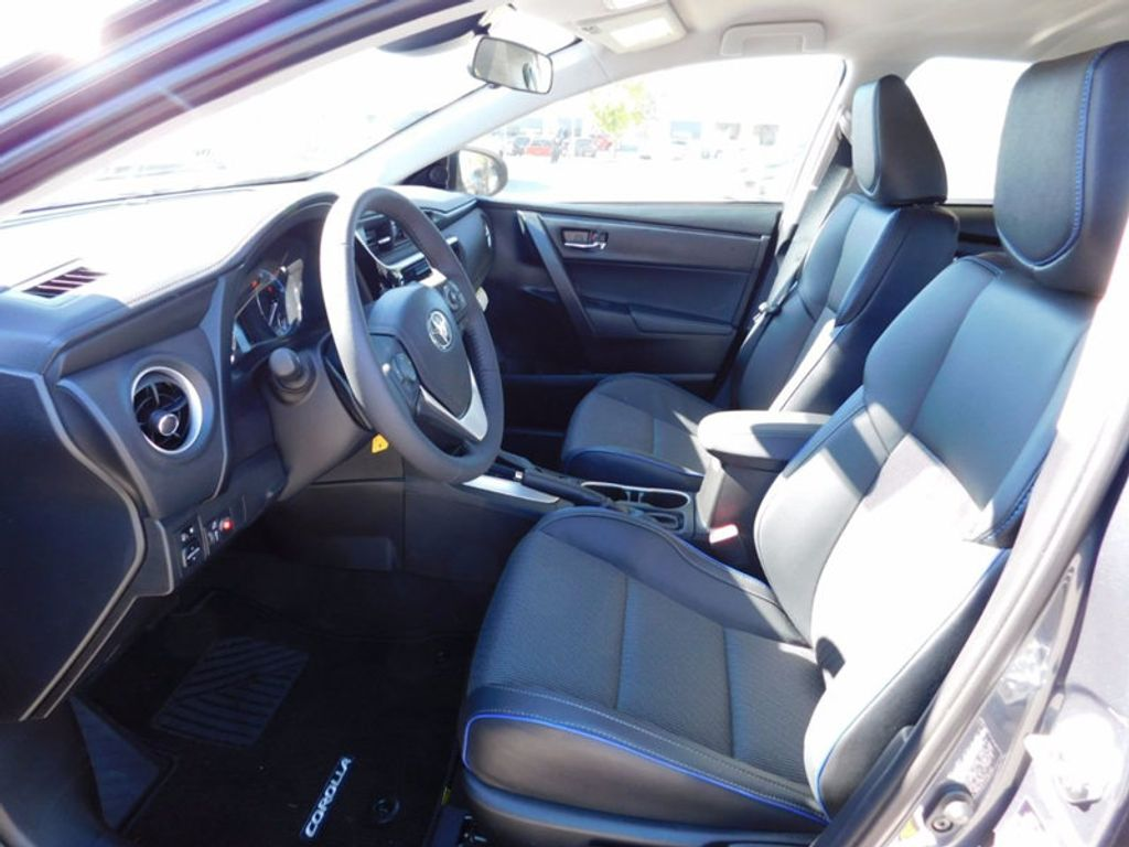 2018 Toyota Corolla SE CVT - 16954223 - 12