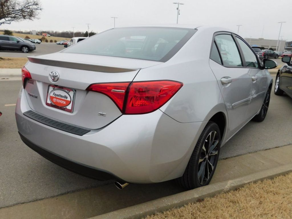 2018 Toyota Corolla SE CVT - 17138495 - 2