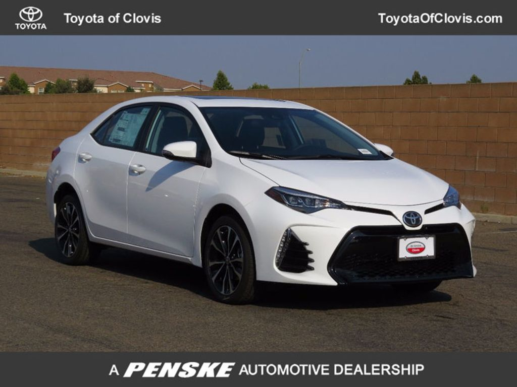 2018 Toyota Corolla XSE CVT - 16786743 - 0