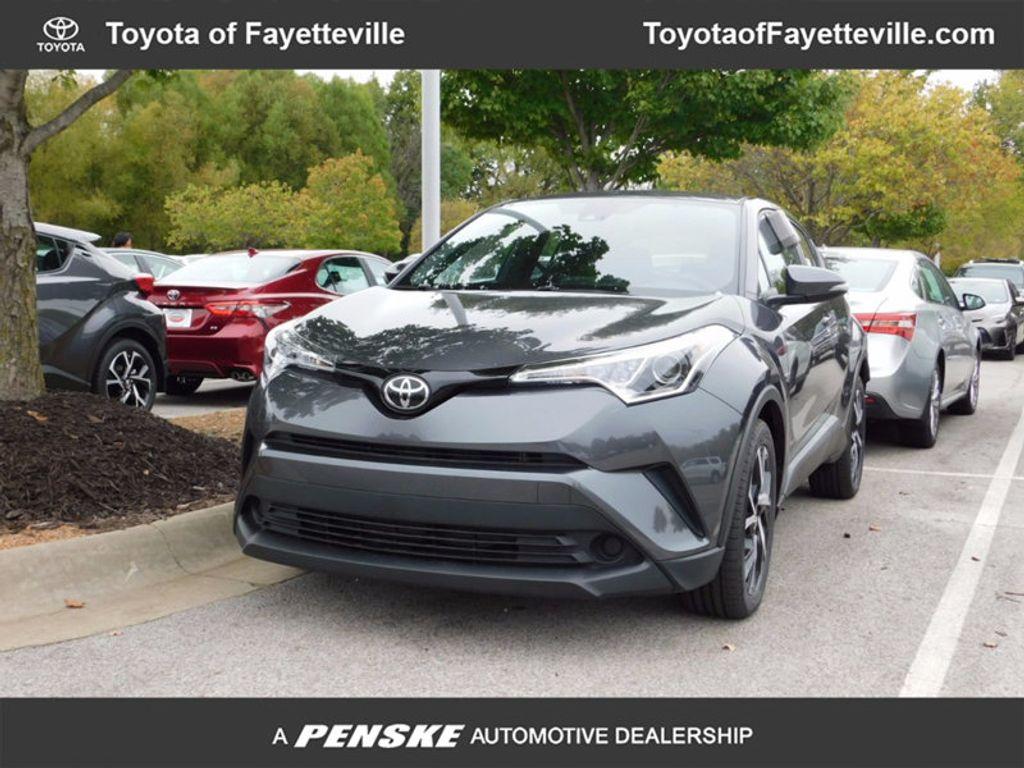 2018 Toyota C-HR XLE FWD - 16918708 - 0