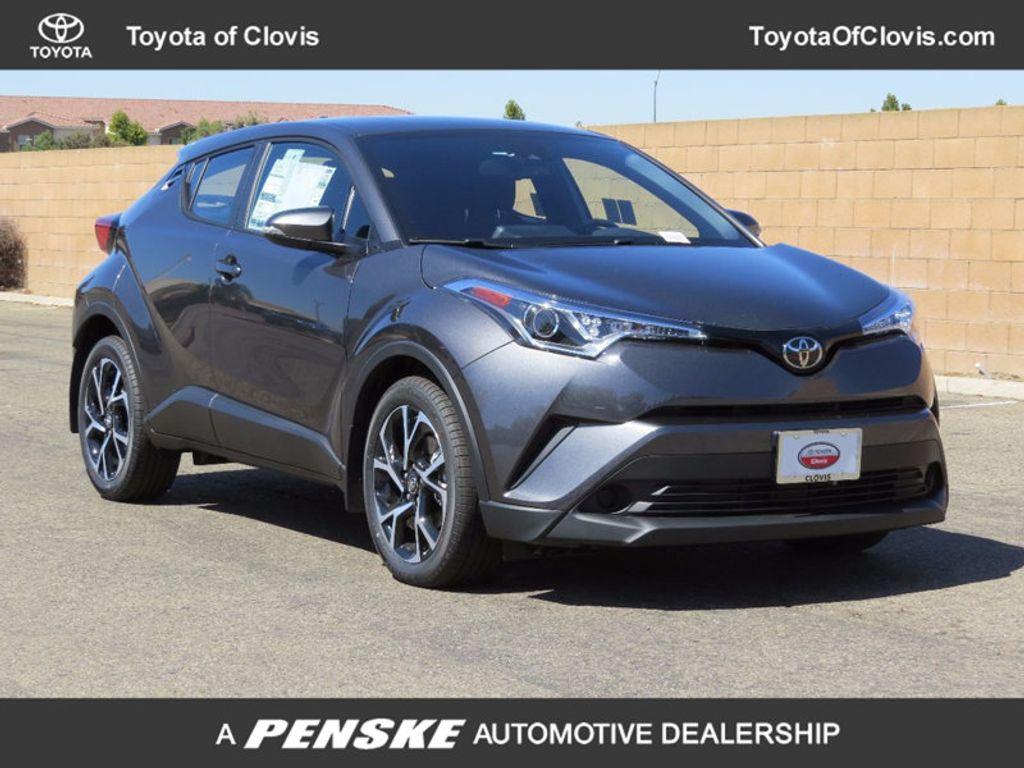 Dealer Video - 2018 Toyota C-HR XLE FWD - 16922348