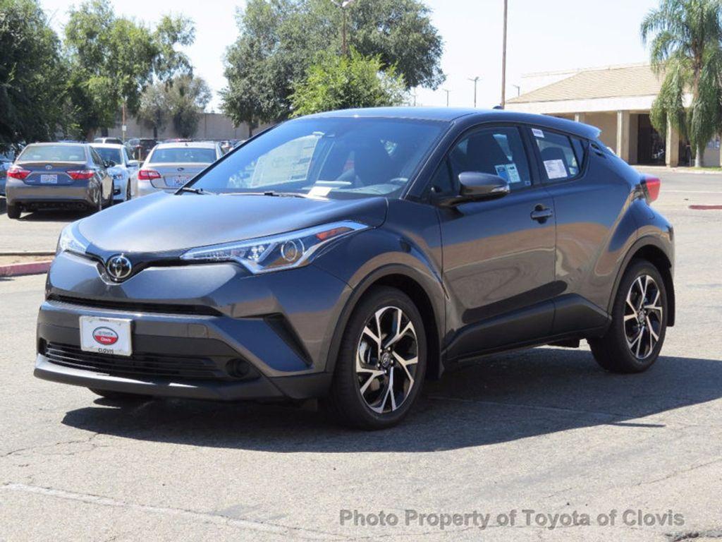2018 Toyota C-HR XLE FWD - 16935068 - 2