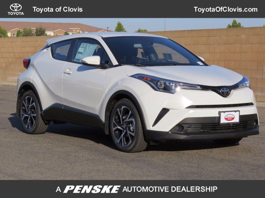 2018 Toyota C-HR XLE FWD - 17091782 - 0
