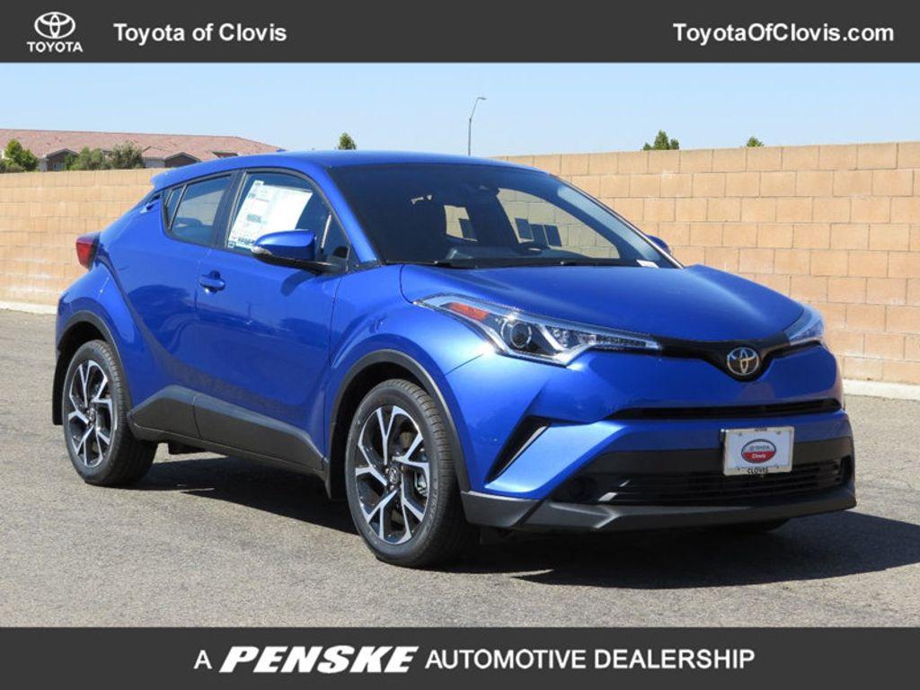 2018 Toyota C-HR XLE FWD - 17266016 - 0