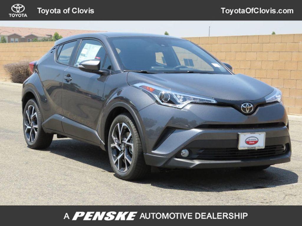 2018 Toyota C-HR XLE Premium FWD - 17340963 - 0