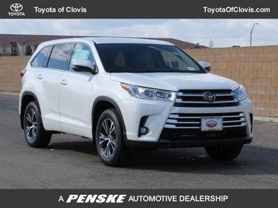 Toyota Of Clovis >> 2018 New Toyota Highlander LE V6 FWD at Toyota of Clovis Serving Clovis, Fresno, CA, IID 17602780
