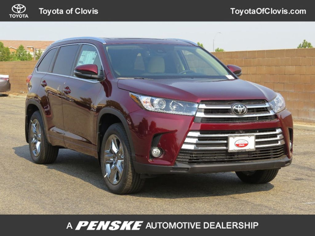 2018 Toyota Highlander Limited Platinum V6 AWD - 17796169 - 0
