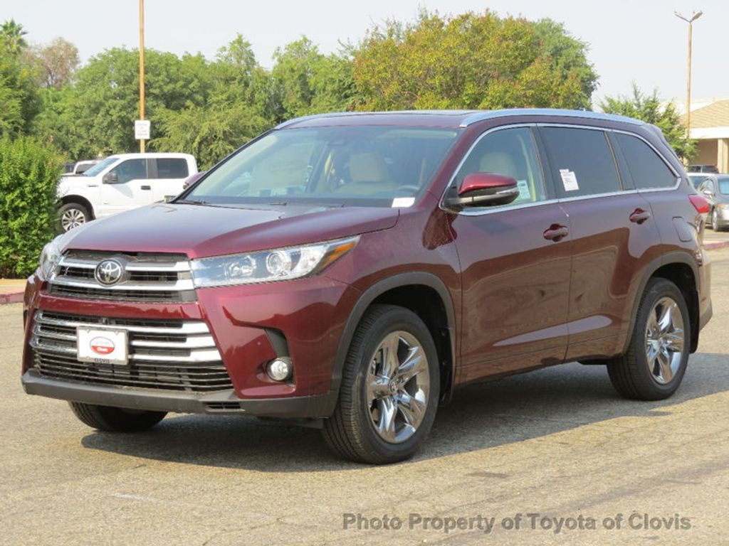 2018 Toyota Highlander Limited Platinum V6 AWD - 17796169 - 2