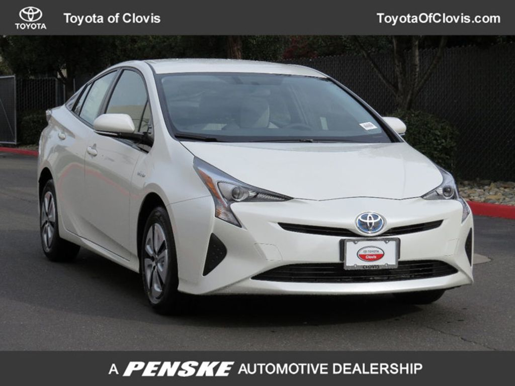 Dealer Video - 2018 Toyota Prius Three Touring - 17254628