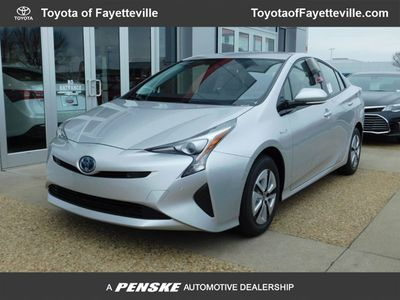 New 2018 Toyota Prius Two Sedan