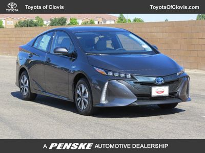 New toyota prius prime at toyota of clovis serving clovis fresno ca for Toyota prius moonstone interior