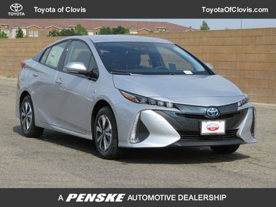 2018 new toyota prius prime plus at toyota of clovis serving clovis fresno ca iid 17549310. Black Bedroom Furniture Sets. Home Design Ideas