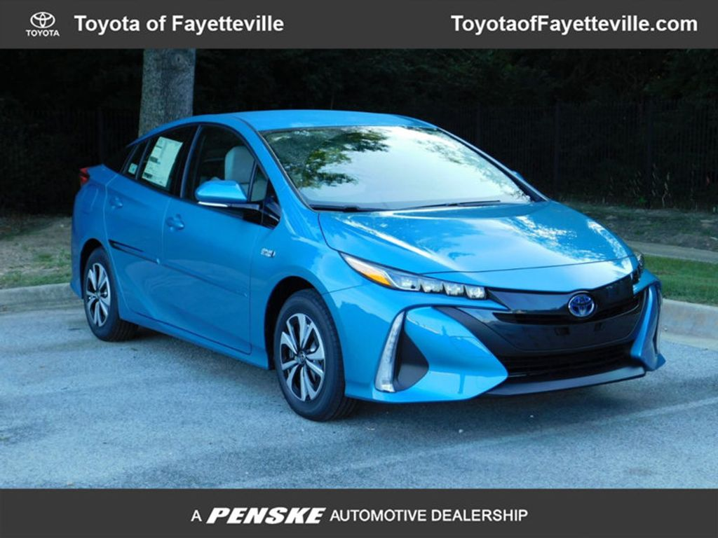 Dealer Video - 2018 Toyota Prius Prime Premium - 17964450