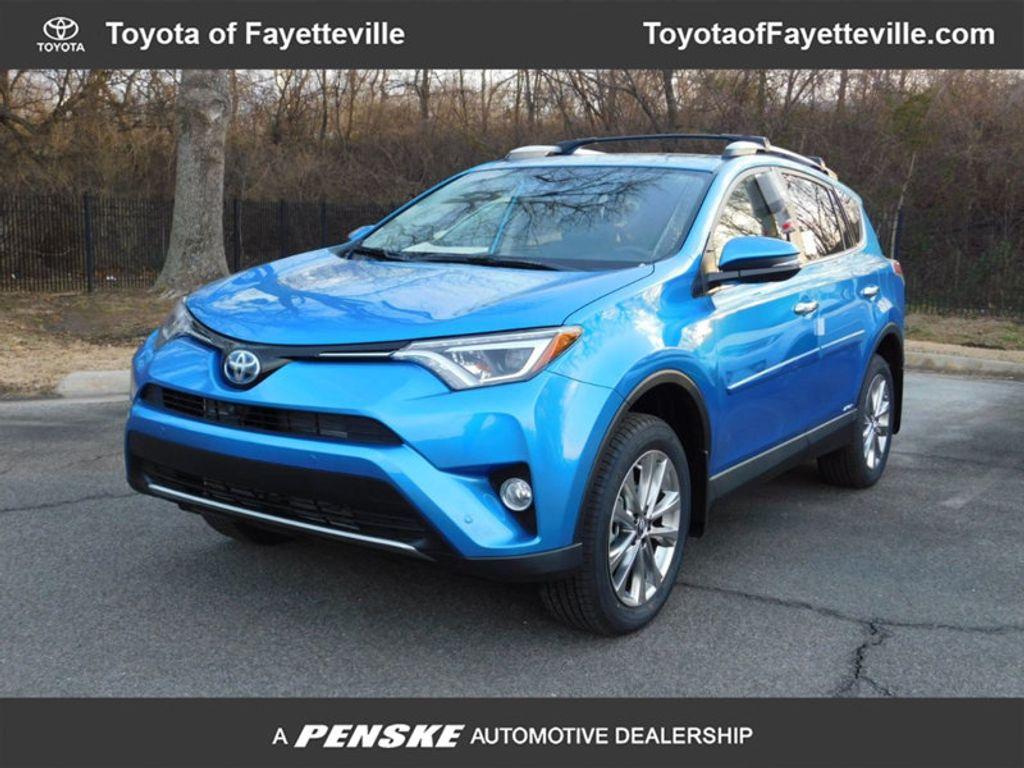 2018 Toyota RAV4 Hybrid Limited AWD - 17212380 - 0