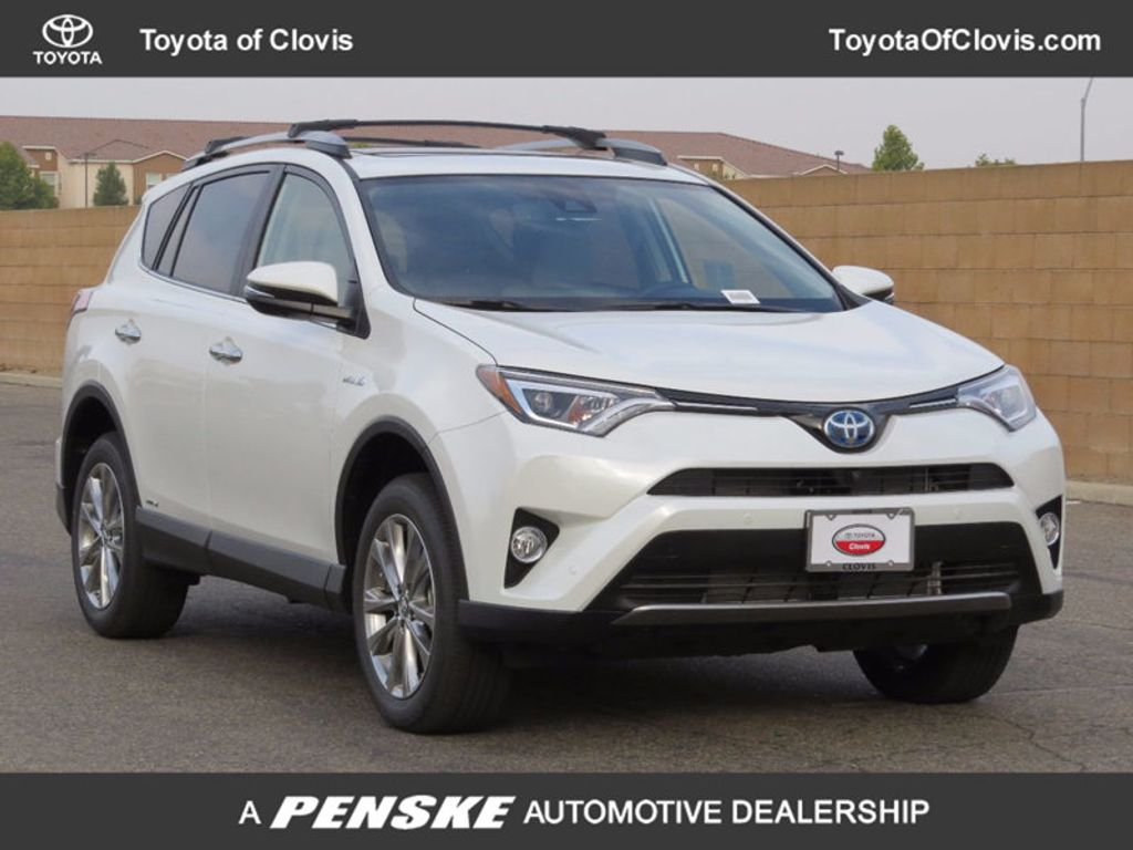 Dealer Video - 2018 Toyota RAV4 Hybrid Limited AWD - 16842369
