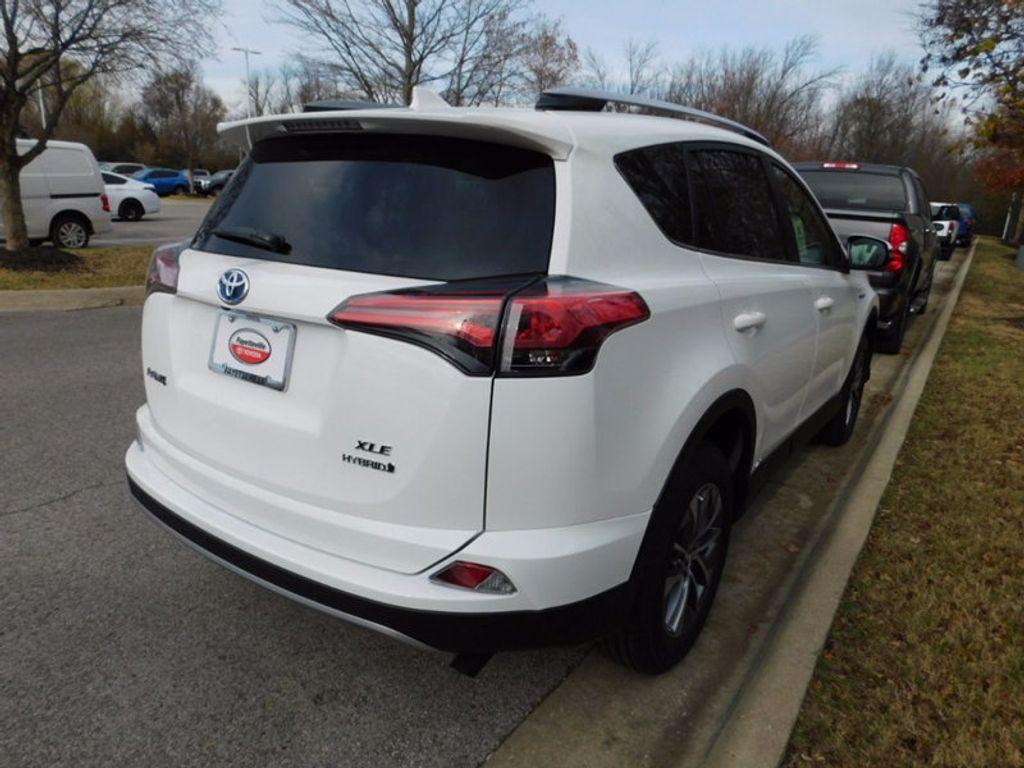2018 Toyota RAV4 Hybrid XLE AWD - 17062844 - 2