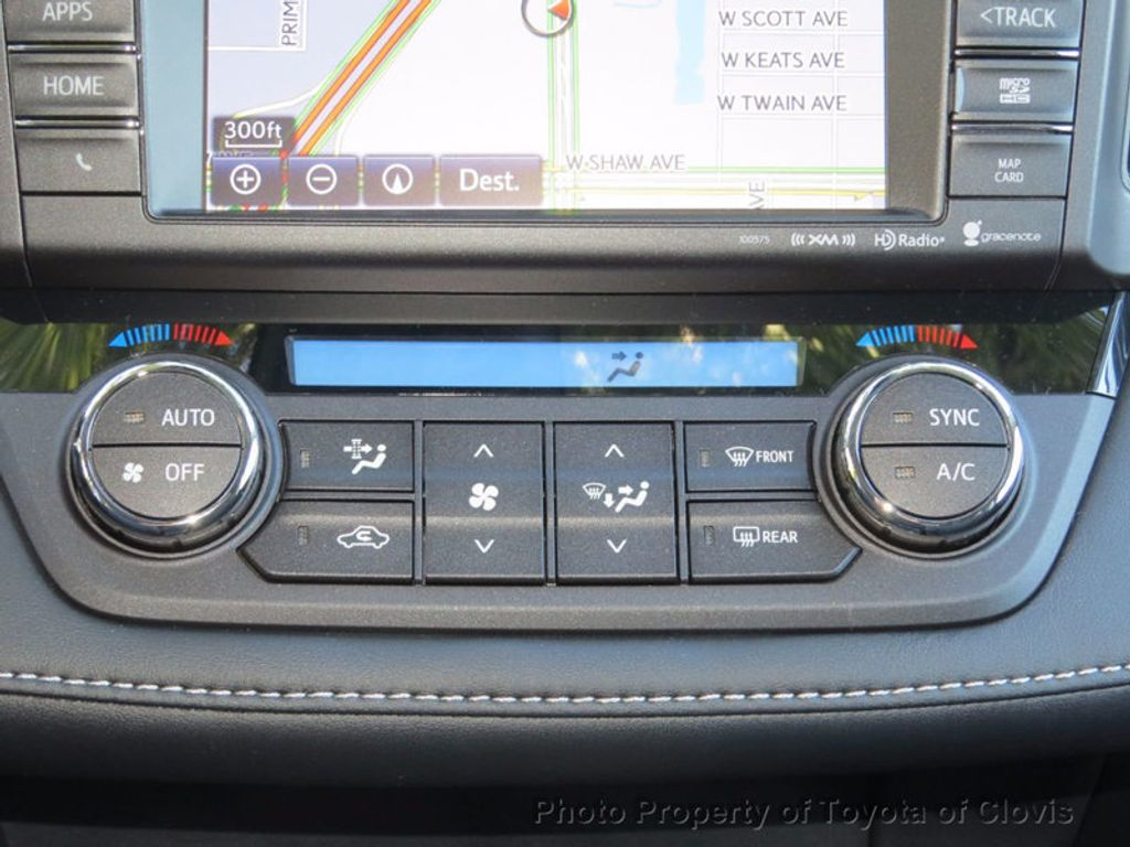 2018 Toyota RAV4 Hybrid XLE AWD - 16883897 - 11