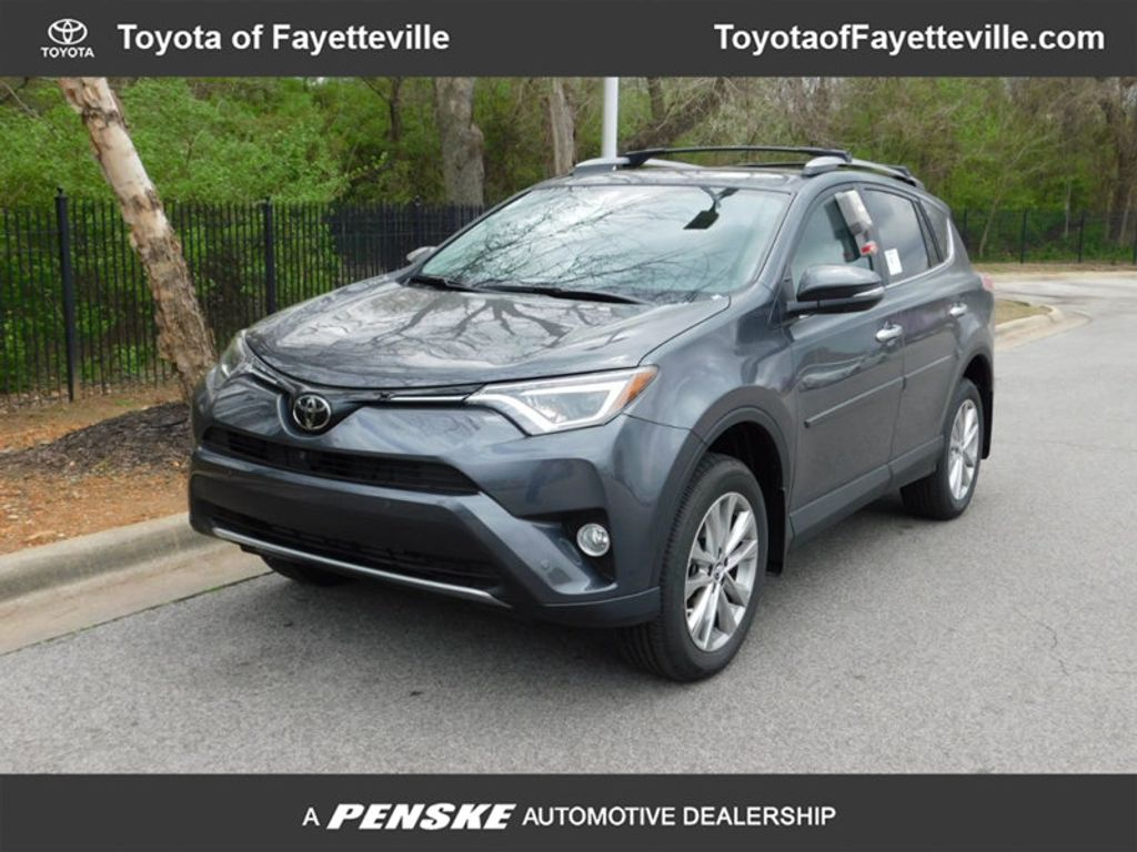 Dealer Video - 2018 Toyota RAV4 Limited FWD - 17494255