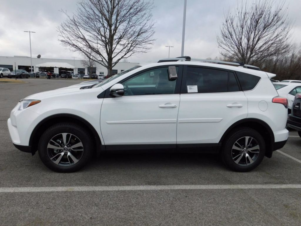 2018 New Toyota Rav4 Xle Awd At Fayetteville Autopark Iid