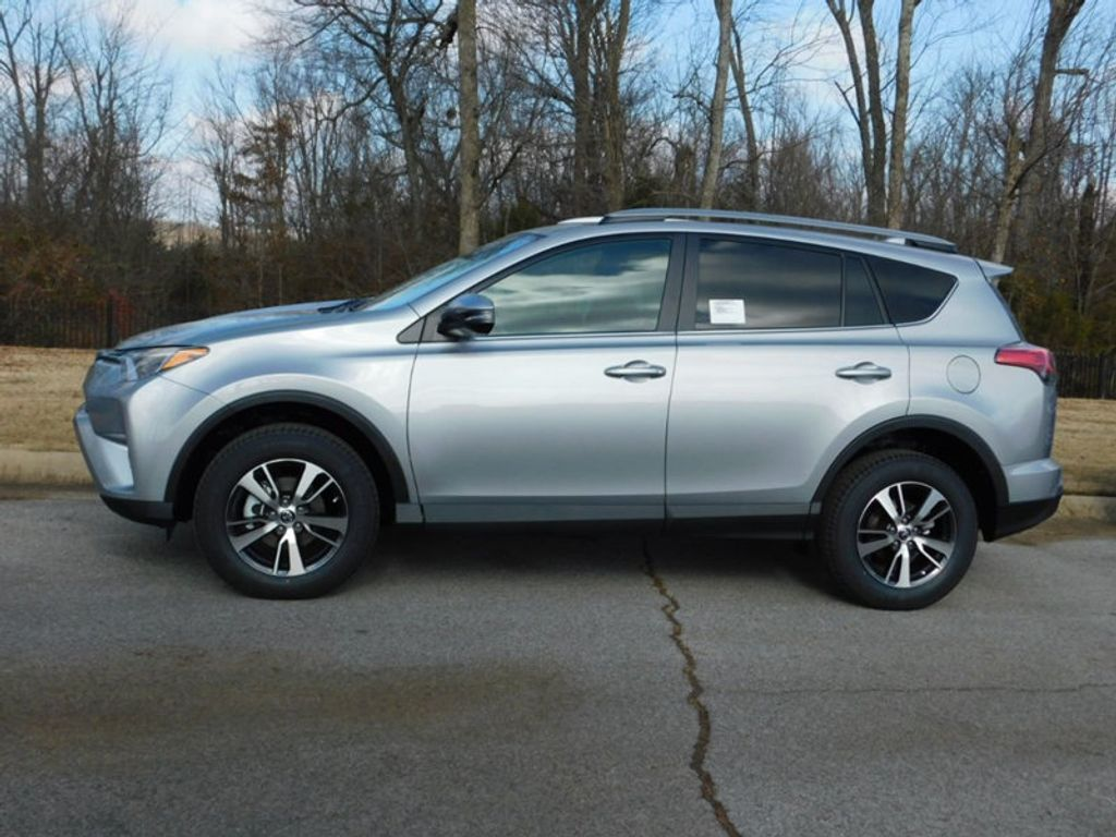 Rogers And Rogers Toyota >> 2018 New Toyota RAV4 XLE AWD at Toyota of Fayetteville Serving NWA, Springdale, Rogers ...