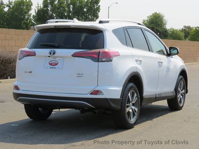 2018 Toyota RAV4 XLE AWD SUV - Click to see full-size photo viewer