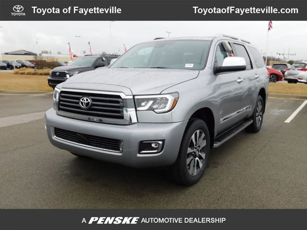 2018 Toyota Sequoia Limited 4WD - 17459723 - 0