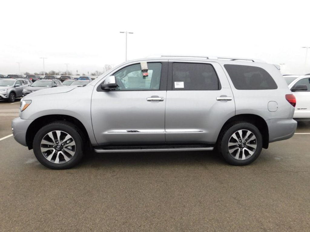 2018 Toyota Sequoia Limited 4WD - 17459723 - 1