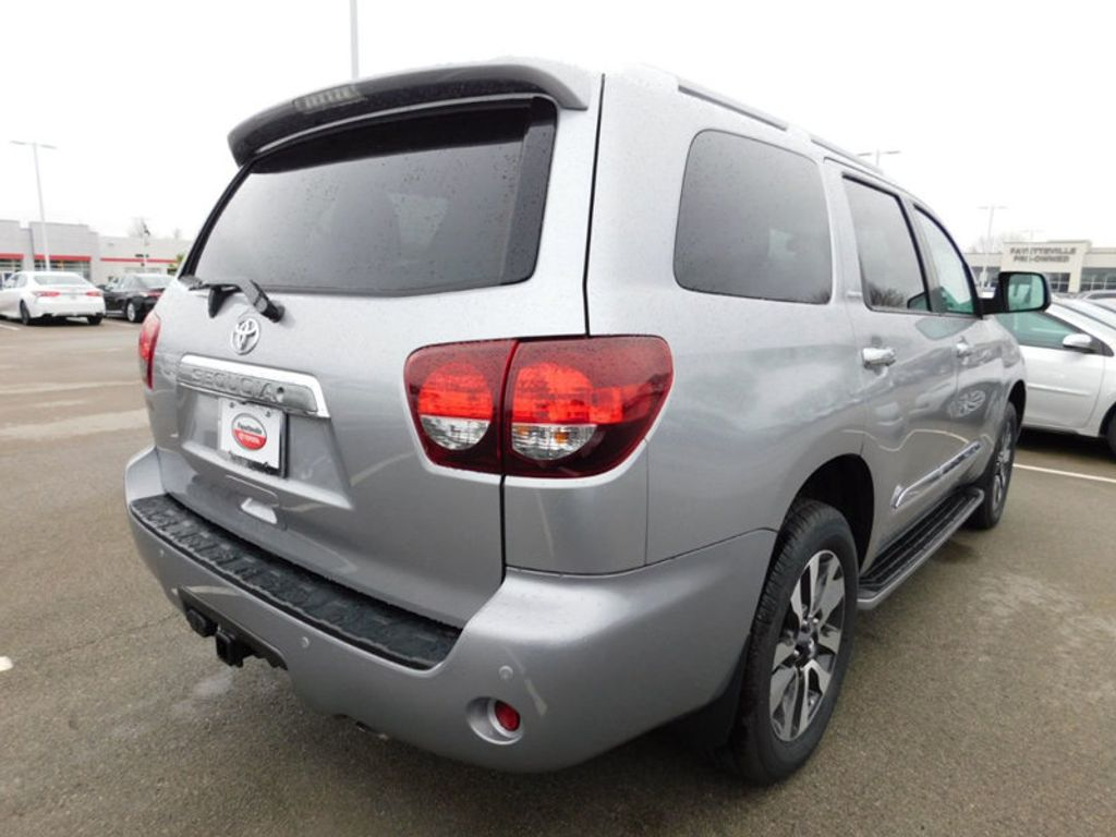 2018 Toyota Sequoia Limited 4WD - 17459723 - 2