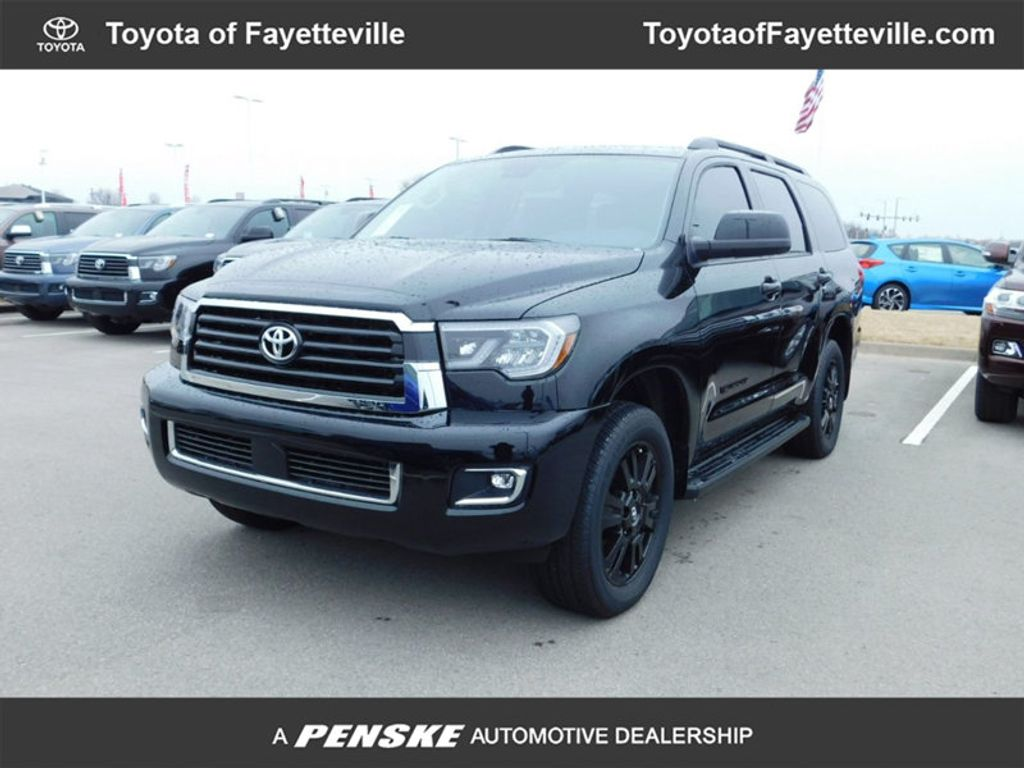 Dealer Video - 2018 Toyota Sequoia TRD Sport 4WD - 17364577