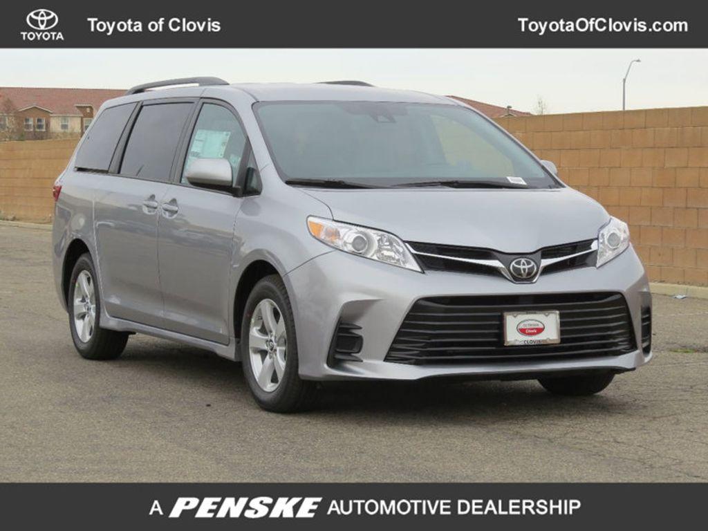 2018 Toyota Sienna LE FWD 8-Passenger - 17308715 - 0