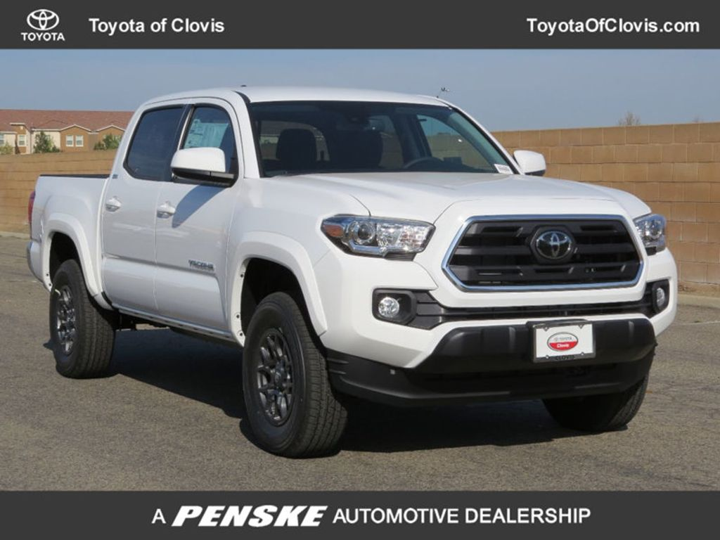 Dealer Video - 2018 Toyota Tacoma SR5 Double Cab 5' Bed V6 4x4 Automatic - 17345295