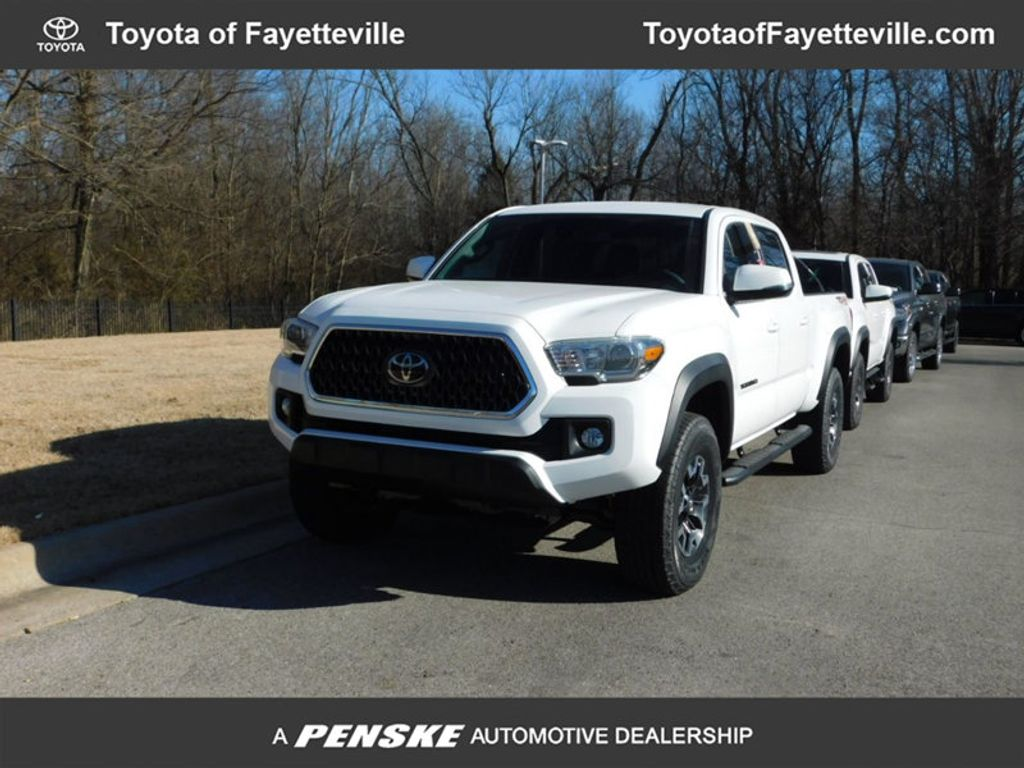 2018 Toyota Tacoma TRD Off Road Double Cab 6' Bed V6 4x4 Automatic - 17314379 - 0