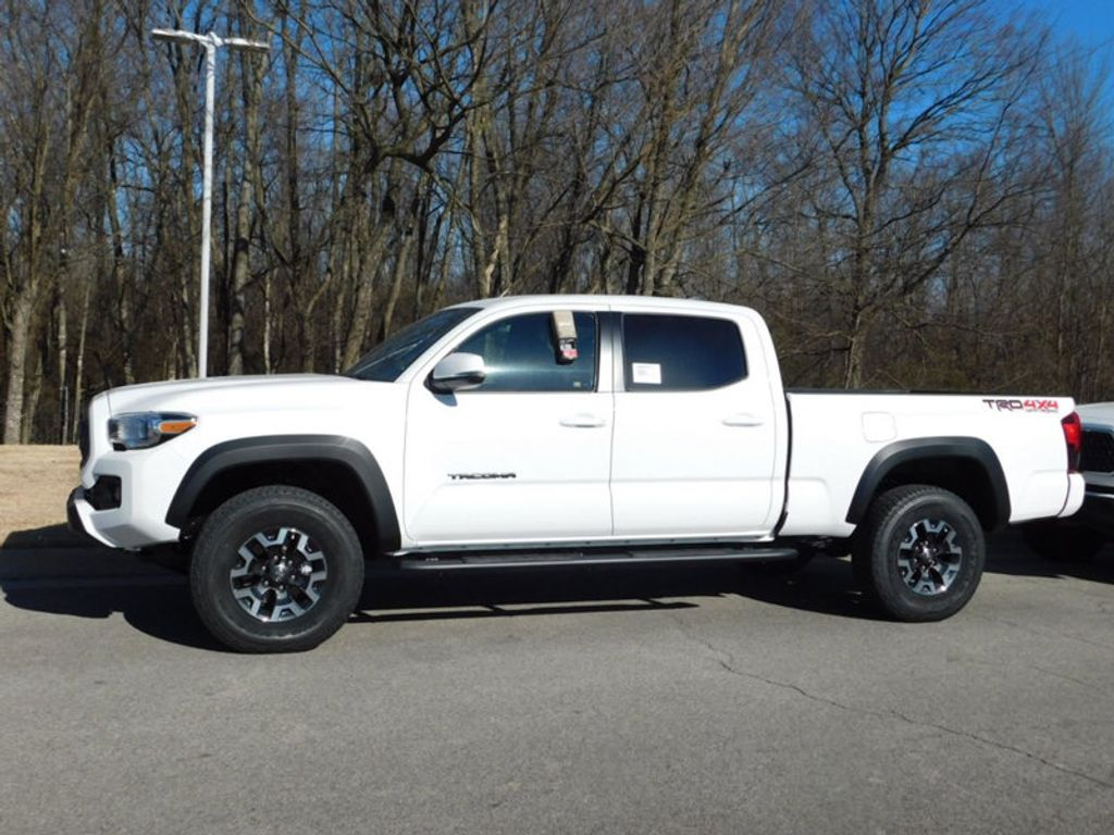 2018 Toyota Tacoma TRD Off Road Double Cab 6' Bed V6 4x4 Automatic - 17314379 - 1