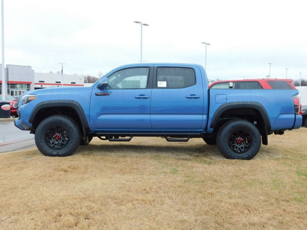 2018 Toyota Tacoma TRD Pro Double Cab 5' Bed V6 4x4 Automatic - 17162343 - 1