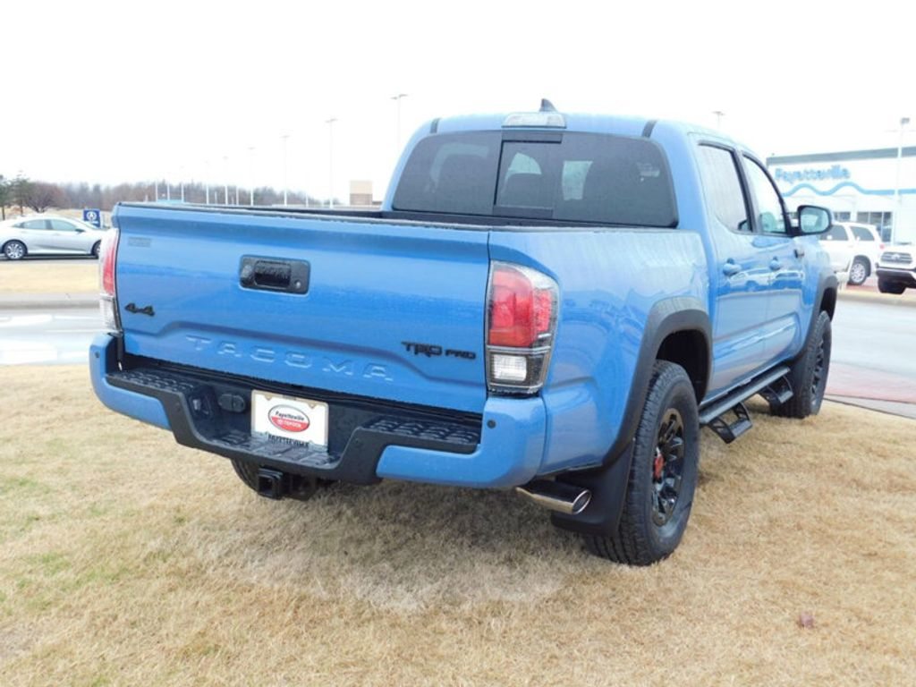 2018 Toyota Tacoma TRD Pro Double Cab 5' Bed V6 4x4 Automatic - 17162343 - 2