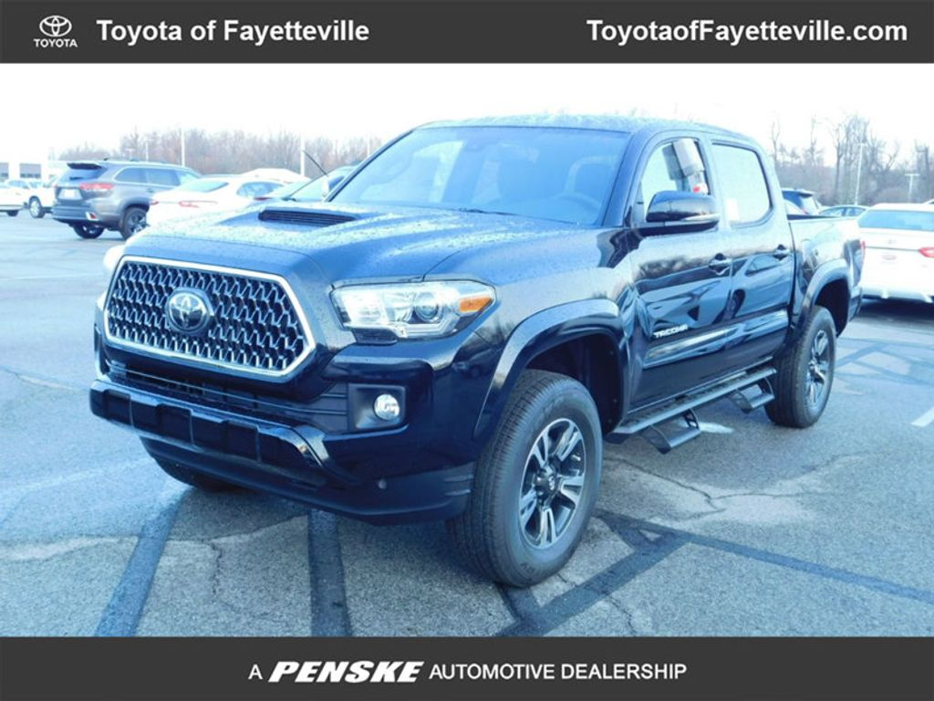 Dealer Video - 2018 Toyota Tacoma TRD Sport Double Cab 5' Bed V6 4x4 Automatic - 17448460